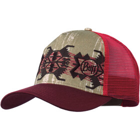 Buff Lifestyle Trucker Cap Shade Multi